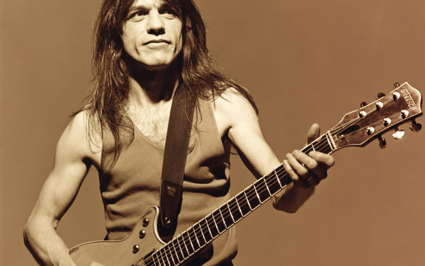 Malcolm Young Passes Away