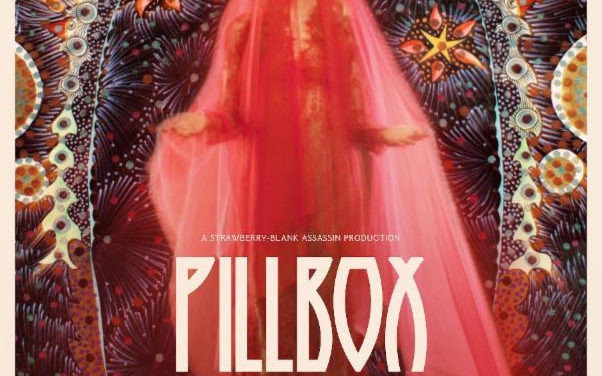 "Billy Corgan releases silent film ""Pillbox"" set to his album ""Ogilala"""