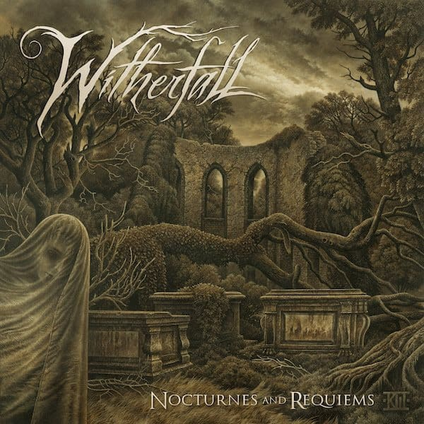 """Witherfall released a lyric video for """"The Great Awakening"""""""