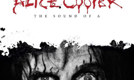 "Alice Cooper released a video for ""The Sound of A"""