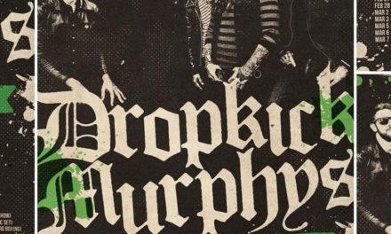 Dropkick Murphys announced a tour with Agnostic Front for 2018