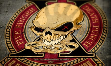 """Five Finger Death Punch released a video for their cover of Offspring's """"Gone Away"""""""