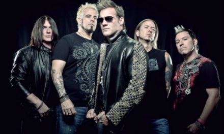 Fozzy announced a 2018 tour w/ Through Fire, Santa Cruz, and Dark Sky Choir