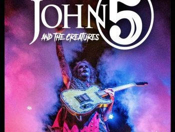 "John 5 announced the ""It's Alive!"" 2018 tour"