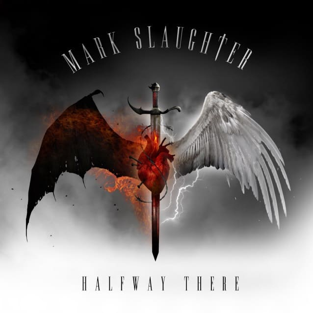 "Mark Slaughter released a video for ""Halfway There"""
