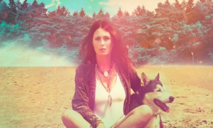 "My Indigo (Sharon Den Adel) released a lyric video for ""Crash and Burn"""
