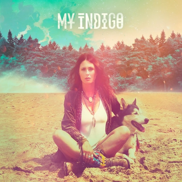 "My Indigo (Sharon Den Adel) released a lyric video for ""Someone Like You"""