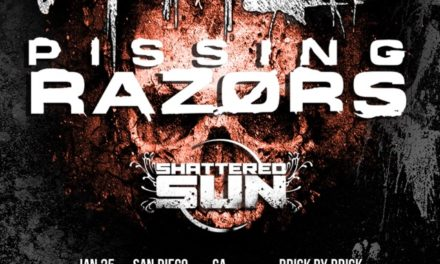 "Skinlab announced the ""Brothers in Blood"" tour w/ Pissing Razors, and Shattered Sun"