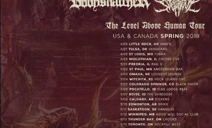 Ingested announced a tour w/ Bodysnatcher, and Signs of the Swarm