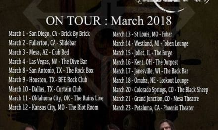 Act of Defiance announced a tour w/ Shattered Sun