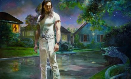 "Andrew W.K. released a video for ""Ever Again"""