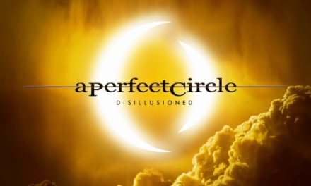"A Perfect Circle released the song ""Disillusioned"""
