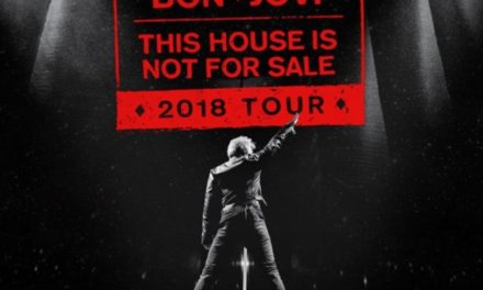 Bon Jovi announced a 2018 tour