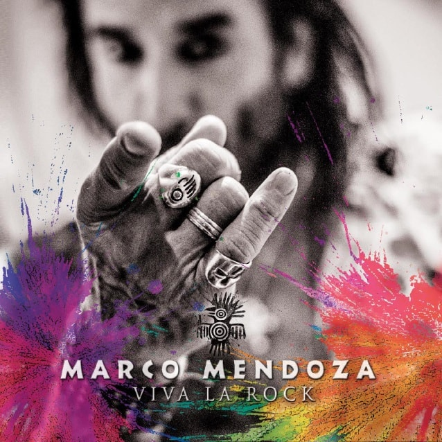 "Marco Mendoza released a lyric video for ""Sweetest Emotions"""