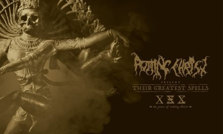 "Rotting Christ released the song ""I Will Not Serve"""