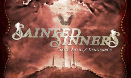 "Sainted Sinners released a video for ""Burnin' the Candle"""