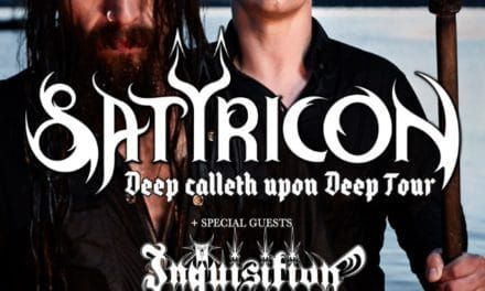 Satyricon announced their final US tour