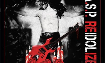 "W.A.S.P. released a video for ""Chainsaw Charlie"""