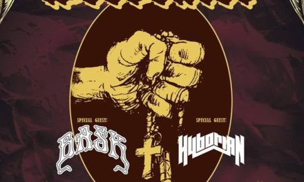 Weedeater announced a tour w/ Hyborian, and Bask