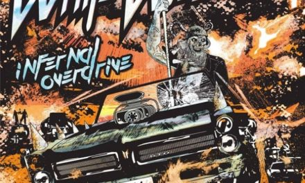 "White Wizzard released a lyric video for ""Infernal Overdrive"""