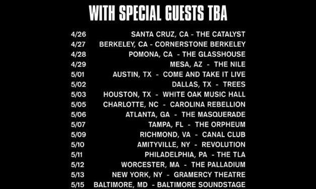 Emmure announced a tour