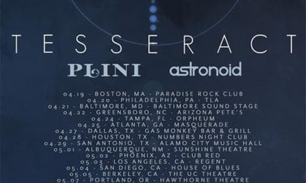 Tesseract announced a tour w/ Plini, and Astronoid