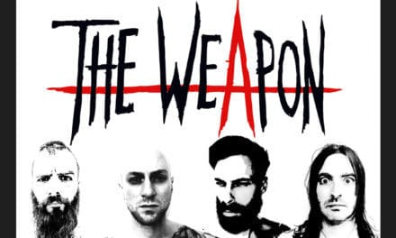 The Weapon (feat. Jesse Leach of Killswitch Engage) releases debut 2 song EP