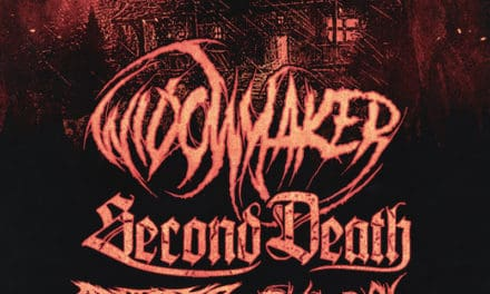 Widowmaker announced a tour w/ Second Death, Obliterate, and Sky Burial