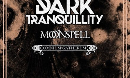 Amorphis announced a tour w/ Dark Tranquillity, Moonspell, and Omnium Gatherum