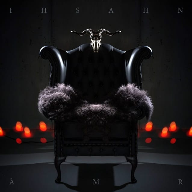 "Ihsahn released a video for ""Lend Me The Eyes of Millenia"""
