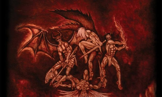 """Iron Angel released a video for """"Ministry of Metal"""""""