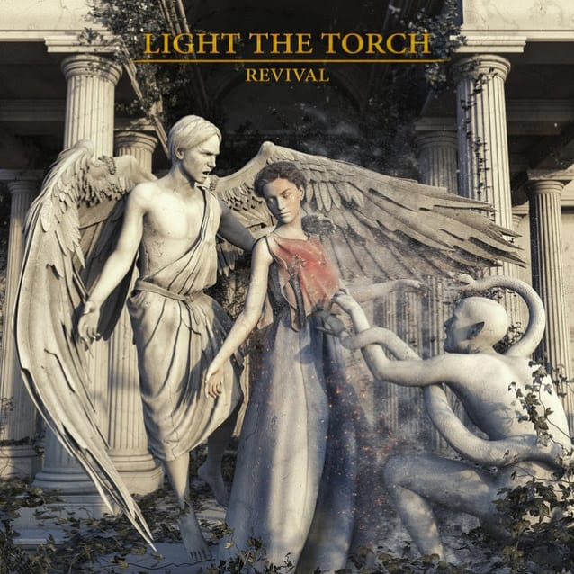 "Light the Torch released the song ""Calm Before the Storm"""