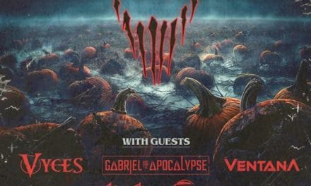 Mushroomhead announces tour with VYCES, Gabriel and the Apocalypse, VentanA, Align the Tide, and Blood Sun