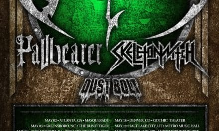 Obituary announced a tour w/ Pallbearer, Skeletonwitch, and Dust Bolt