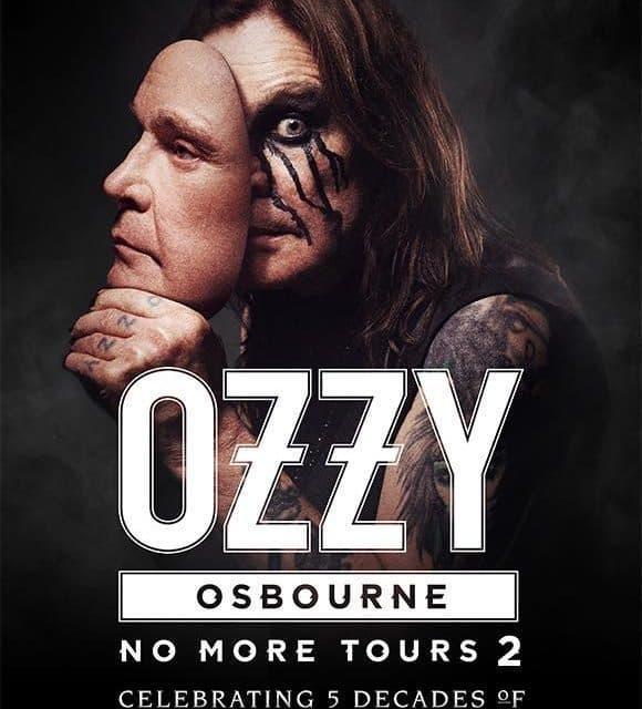 Ozzy Osbourne announces massive world tour with Stone Sour