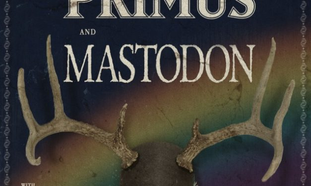 Primus announced a tour with Mastodon
