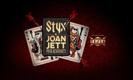 Styx, Joan Jett, and Tesla announced a tour