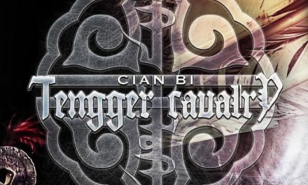 "Tengger Cavalry released a lyric video for ""Ride Into Grave and Glory"""