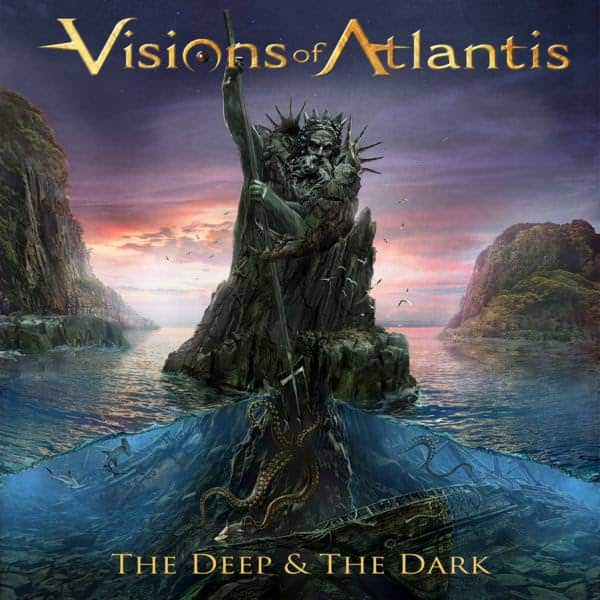 """Visions of Atlantis released a video for """"The Deep & The Dark"""""""