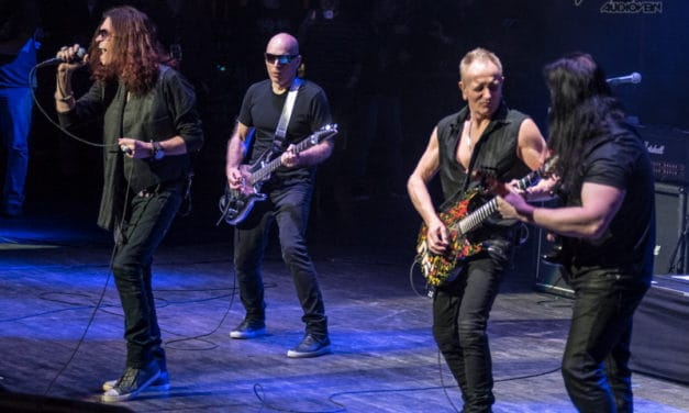 G3 (Joe Satriani, John Petrucci, Phil Collen) Live from New Jersey!