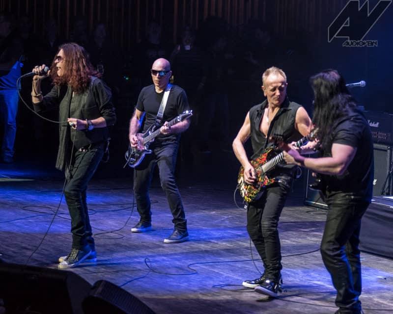 G3 (Joe Satriani, John Petrucci, Phil Collen) Live from New Jersey!