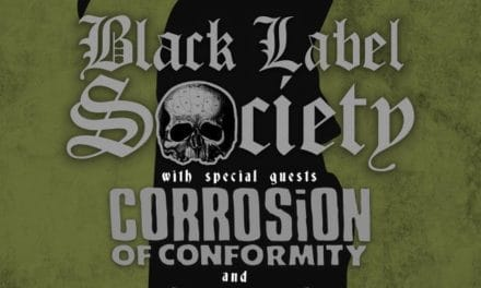 Black Label Society announced a 2nd leg of tour w/ Corrosion of Conformity, and Eyehategod