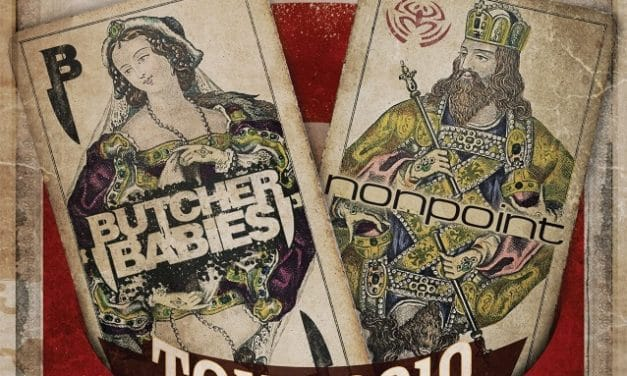 Butcher Babies and Nonpoint announce tour w/ Cane Hill, and Sumo Cyco