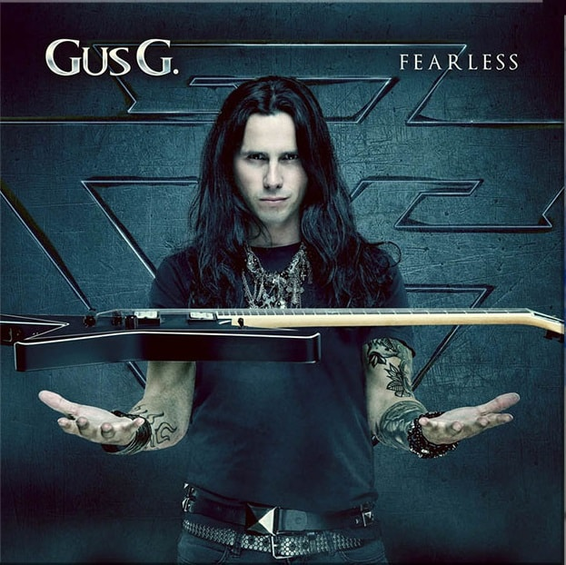 "Gus G. released a video for ""Fearless"""