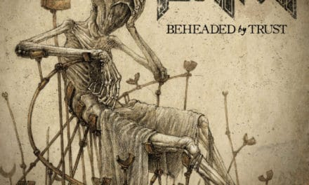 "Izegrim released a lyric video for ""Beheaded by Trust"""