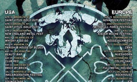 Life of Agony announced a tour