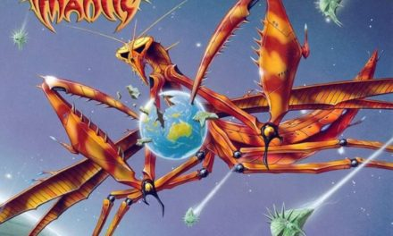 """Praying Mantis released the song """"Gravity"""""""