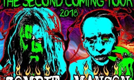 "Rob Zombie and Marilyn Manson announced the ""Twins of Evil – The Second Coming"" tour"