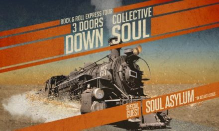 3 Doors Down and Collective Soul announced a tour w/ Soul Asylum
