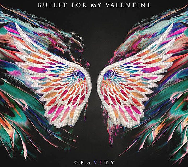"""Bullet for my Valentine released the song """"Letting You Go"""""""